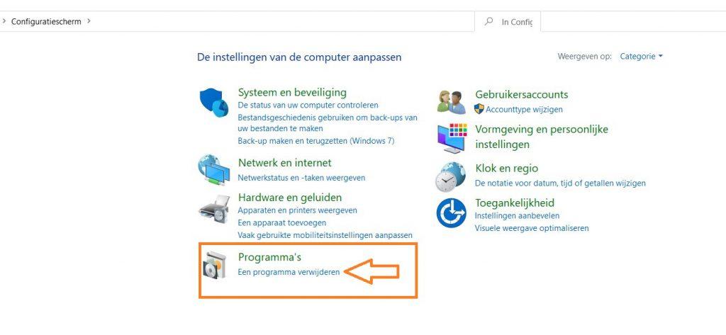 windows-app-config-verwijderen-2