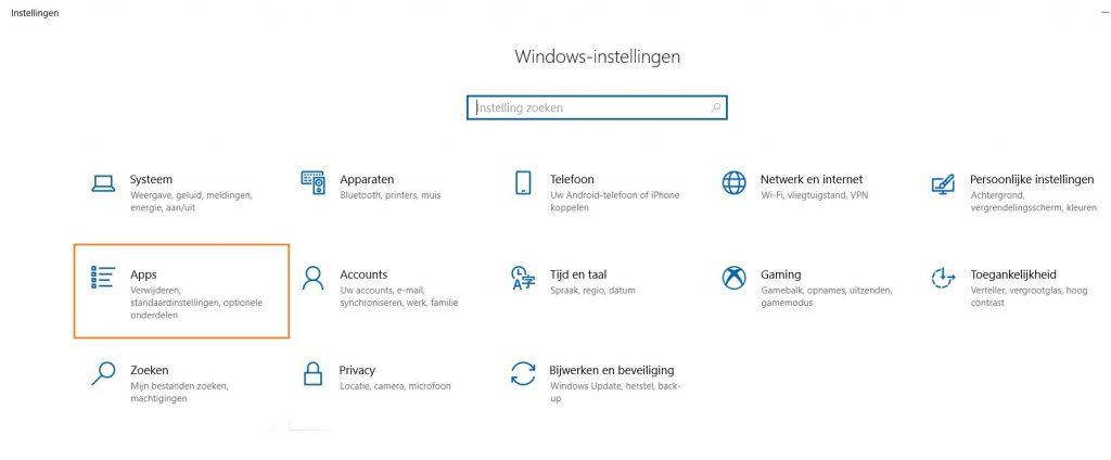 windows-app-verwijderen-2